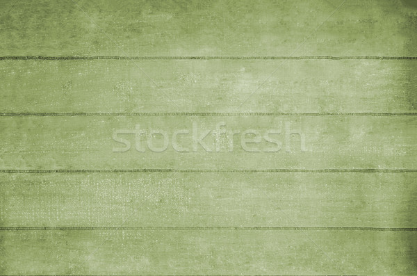 Stock photo: Green Planked Background Texture