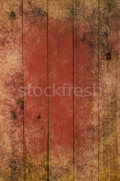 Grungy Wood Planking Stock photo © frannyanne