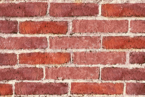Brick Wall Background Texture Stock photo © frannyanne