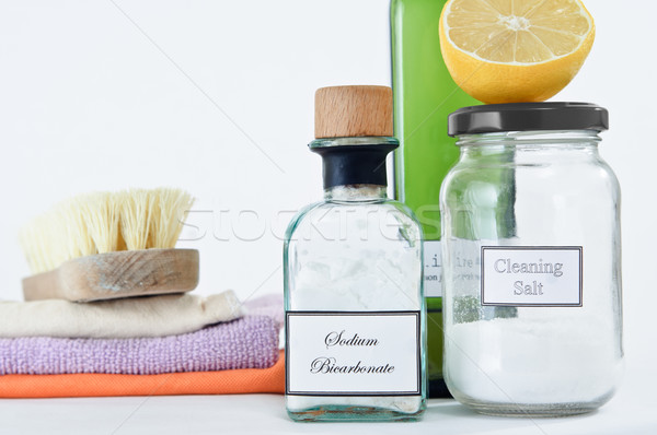 Non-Toxic Cleaning Products Stock photo © frannyanne