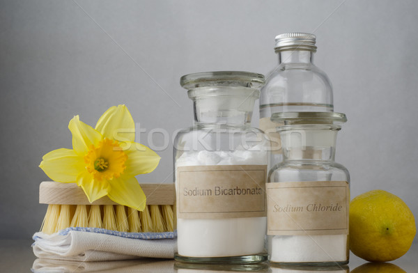 Natural Spring Cleaning Stock photo © frannyanne