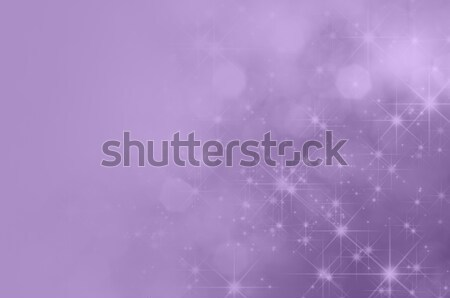 Lilac Purple Star Fade Background Stock photo © frannyanne