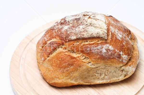 Brood brood boord vers Stockfoto © frannyanne