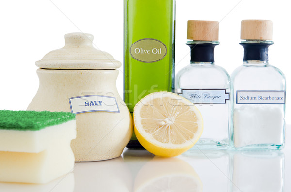 Natural Non-Toxic Cleaning Products Stock photo © frannyanne