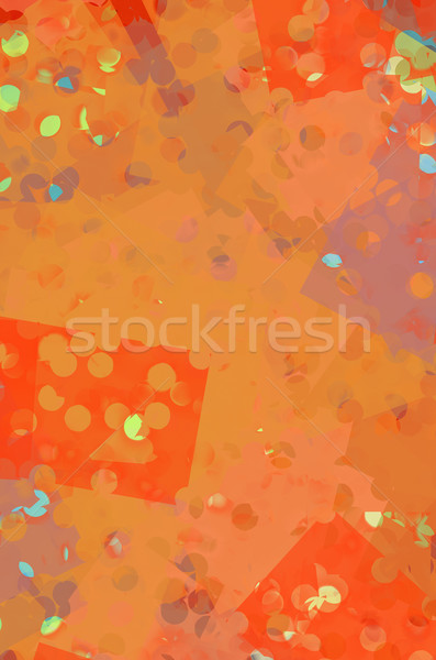 Abstract Orange  Stock photo © frannyanne