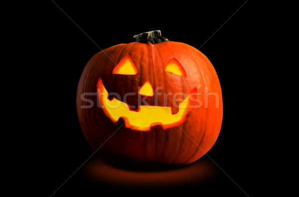 Halloween Pumpkin Stock photo © frannyanne
