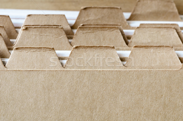 Blank Tabbed Index Cards  Stock photo © frannyanne