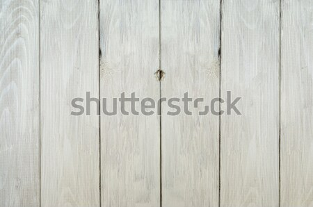 Weathered White Fence Background Stock photo © frannyanne