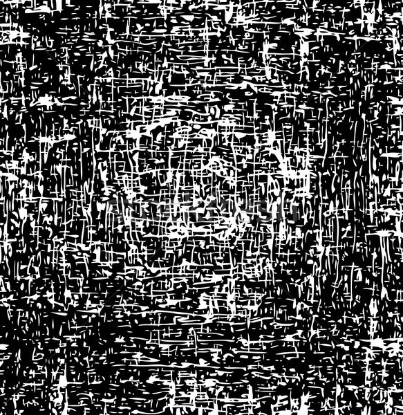 vector black and white background. abstract grunge texture Stock photo © freesoulproduction