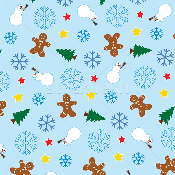 winter holiday background  Stock photo © freesoulproduction