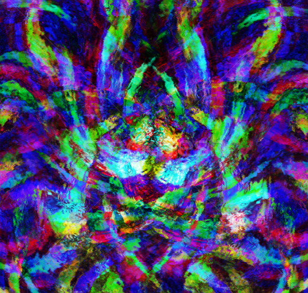 аннотация текстуры дизайна искусства зеленый синий Сток-фото © freesoulproduction