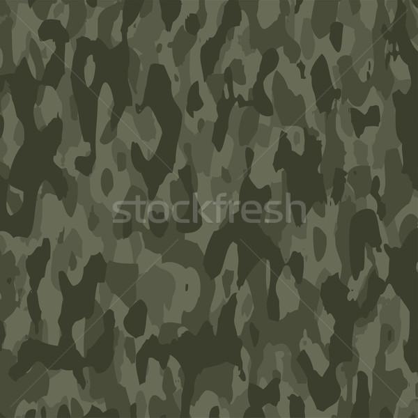 Vektor nyár álca minta divat háttér Stock fotó © freesoulproduction