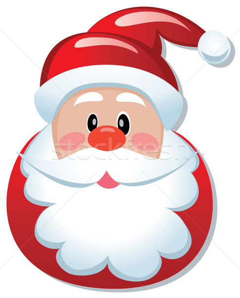 vector santa claus  Stock photo © freesoulproduction