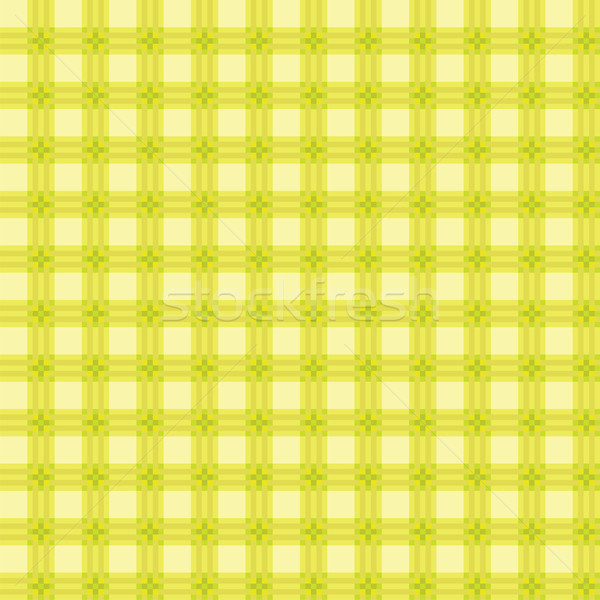 vector light green picnic cloth Stock photo © freesoulproduction