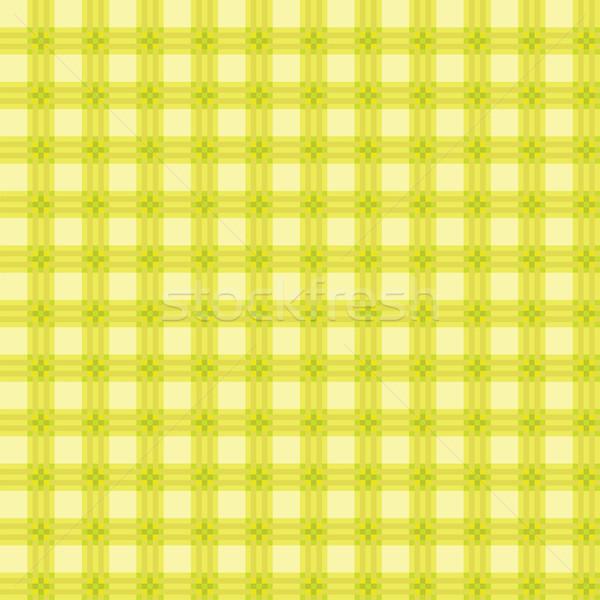 ベクトル 薄緑 ピクニック 布 表 ディナー ストックフォト © freesoulproduction