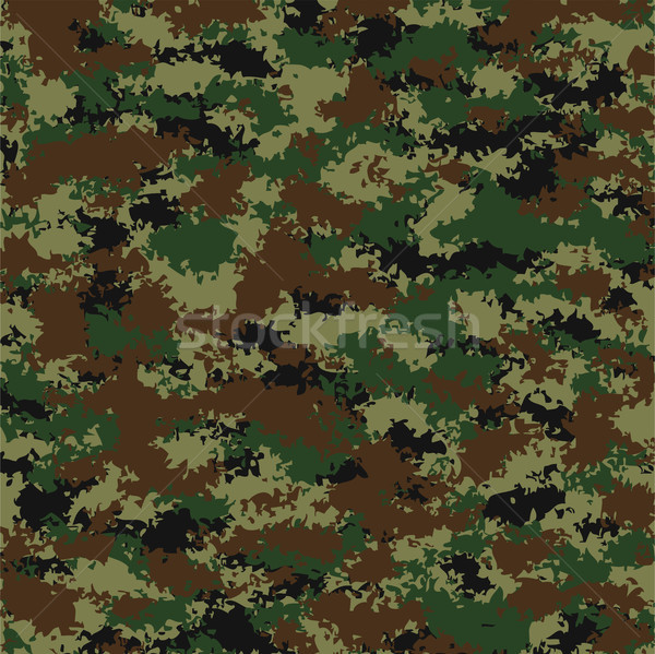 vector  camouflage pattern  Stock photo © freesoulproduction