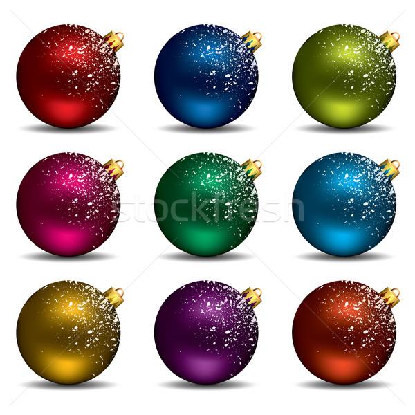 Дизайн новогоднего шара