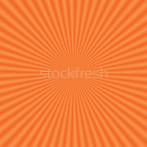 vector abstract background of star burst Stock photo © freesoulproduction