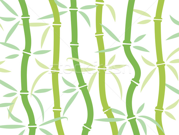 vector bamboo background Stock photo © freesoulproduction