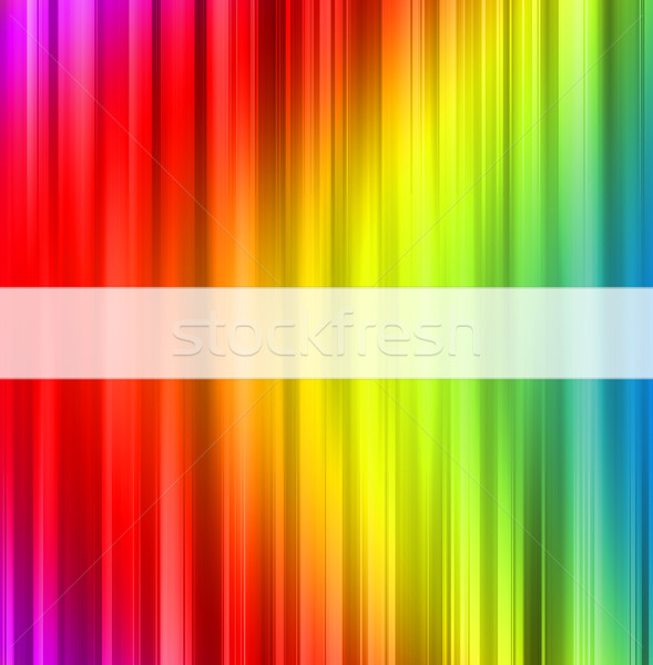 aurora colored texture  Stock photo © freesoulproduction