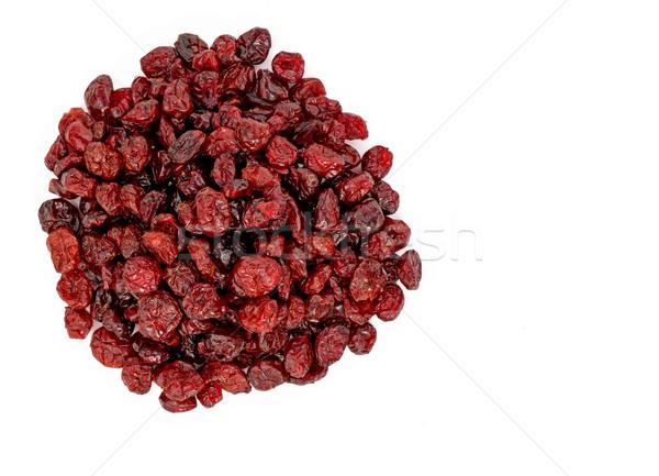 Séché isolé blanche alimentaire close-up Photo stock © Freila