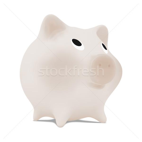 piggy bank Stock photo © frescomovie