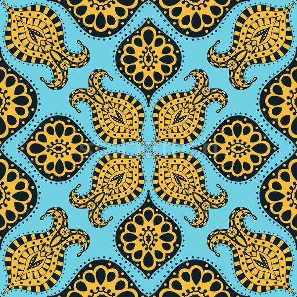 seamless pattern Stock photo © frescomovie