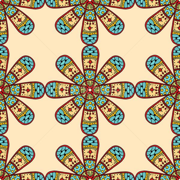 Seamless abstract Pattern Stock photo © frescomovie