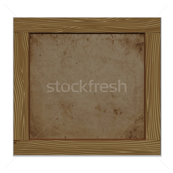 wooden board Stock photo © frescomovie