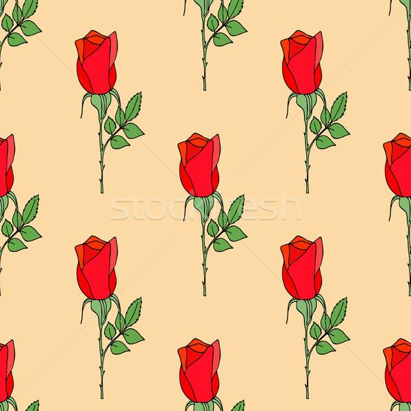 floral background Stock photo © frescomovie