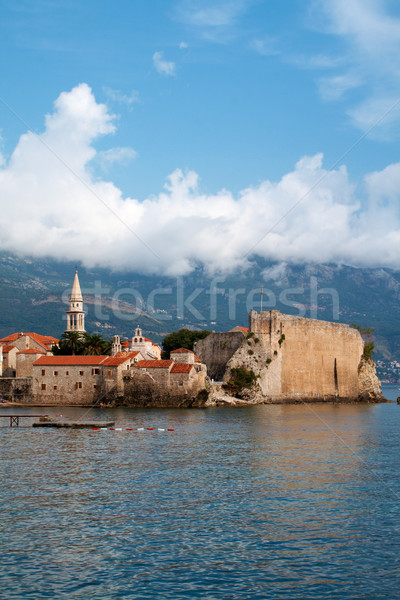 Old Town Budva. Stock photo © frescomovie