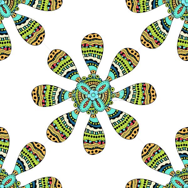 Seamless abstract Pattern. Stock photo © frescomovie
