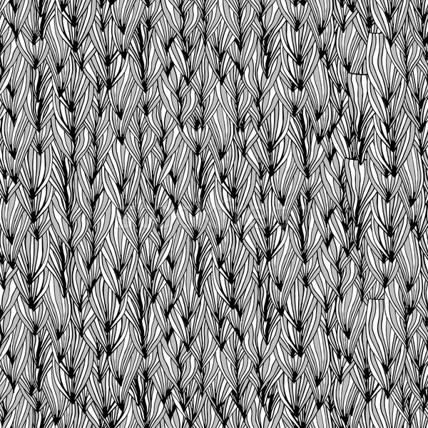 waves background grass Stock photo © frescomovie