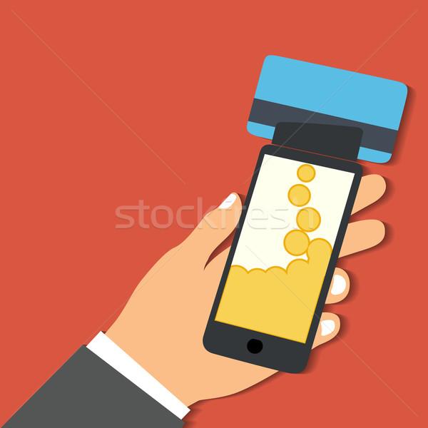 Smartphone  Stock photo © frescomovie