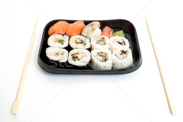 Sushi Stock photo © frescomovie