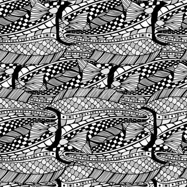 abstract seamless pattern Stock photo © frescomovie