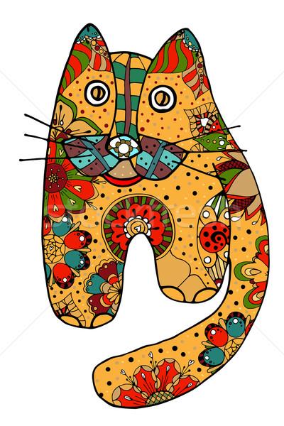Funny cats Stock photo © frescomovie