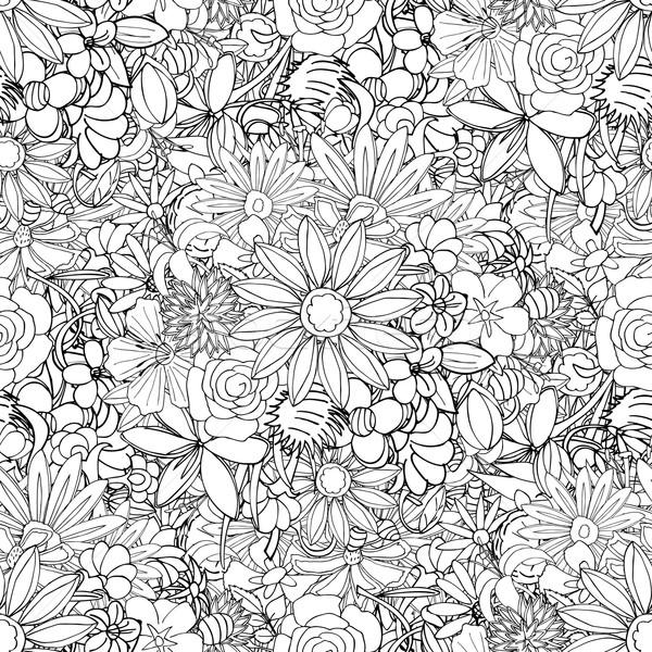 Stock photo: flowers
