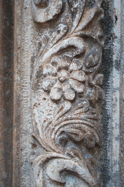 Bas-relief Stock photo © frescomovie