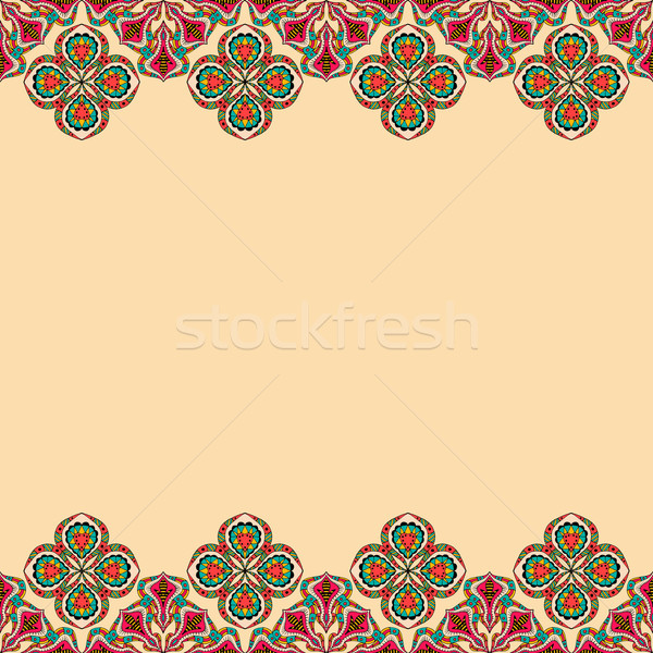 Decoratief communie vintage bloem textuur Stockfoto © frescomovie