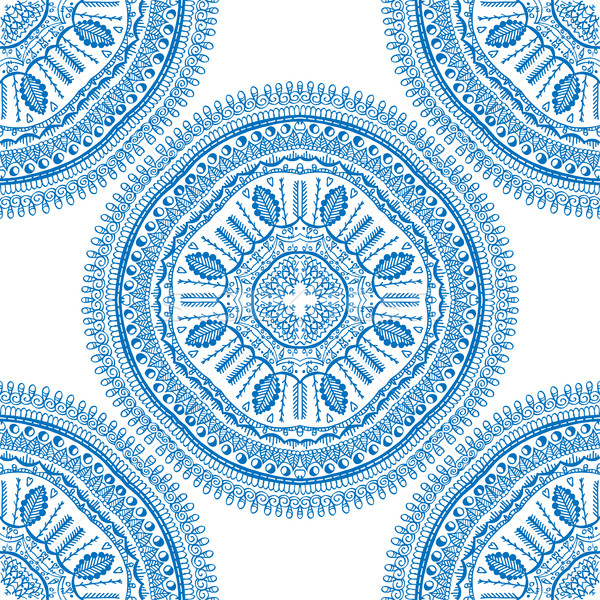 Vector seamless pattern Stock photo © frescomovie