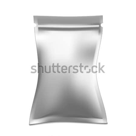 Blank Foil Stock photo © frescomovie