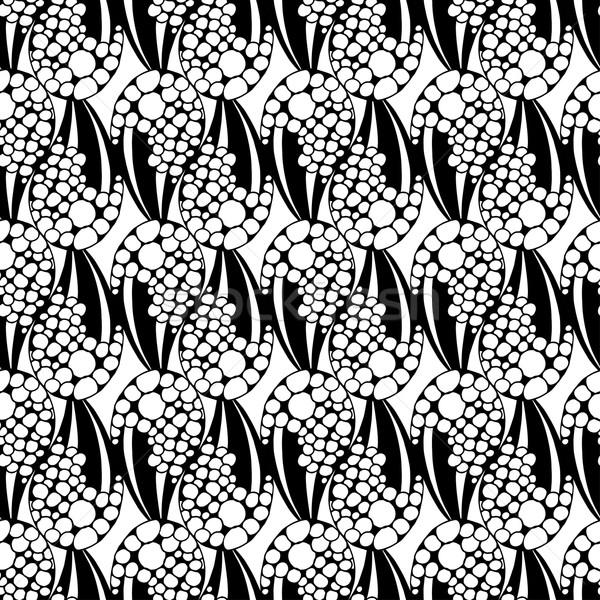 Disegno geometrico senza soluzione di continuità abstract design tessuto onda Foto d'archivio © frescomovie