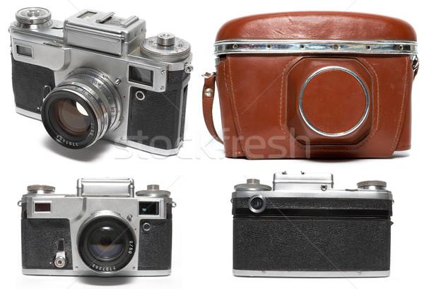 photo camera Stock photo © frescomovie
