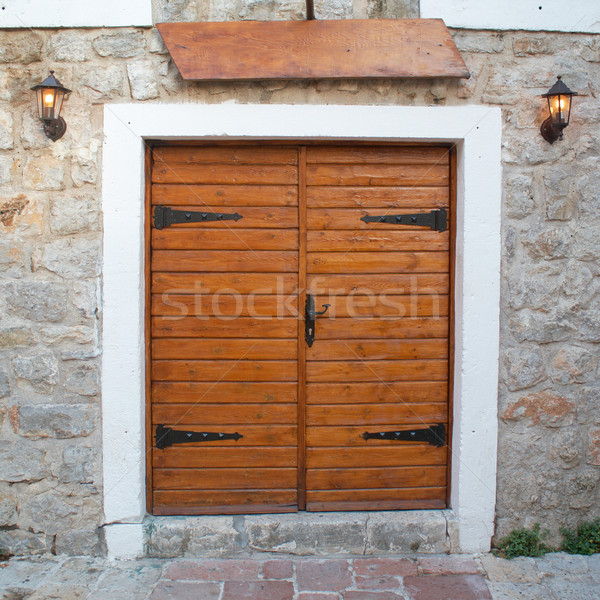 Gate Stock photo © frescomovie