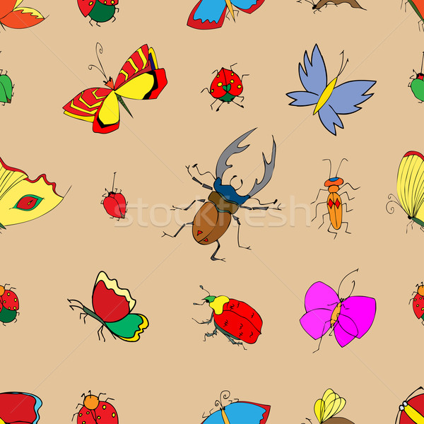 butterflies Stock photo © frescomovie