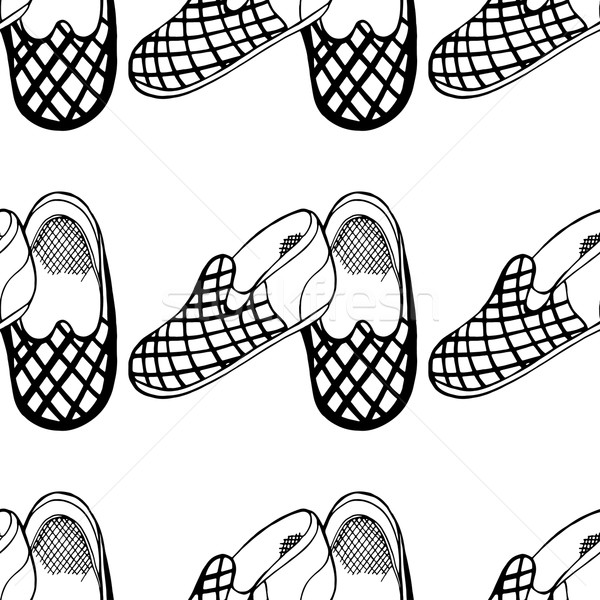 slippers Stock photo © frescomovie