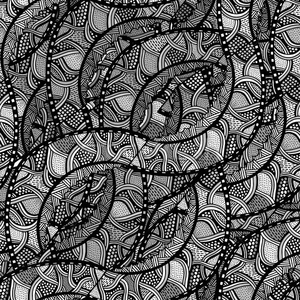 sketchy seamless pattern Stock photo © frescomovie