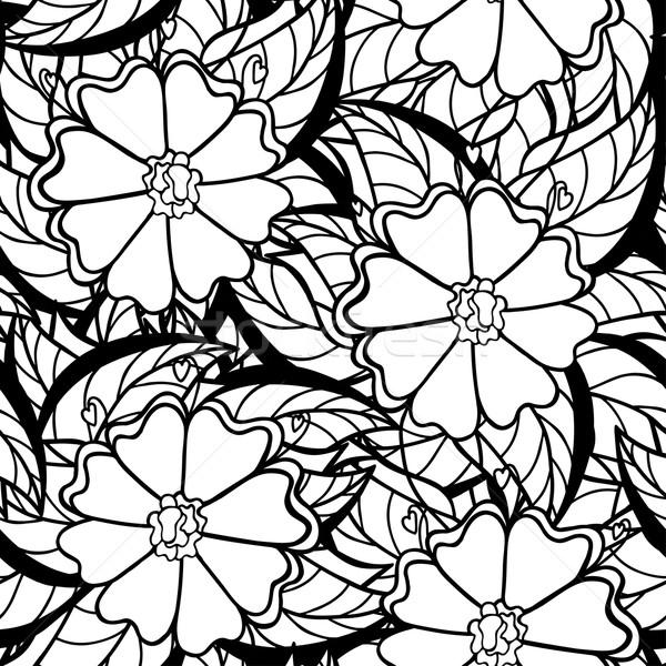 Floral Pattern Stock photo © frescomovie