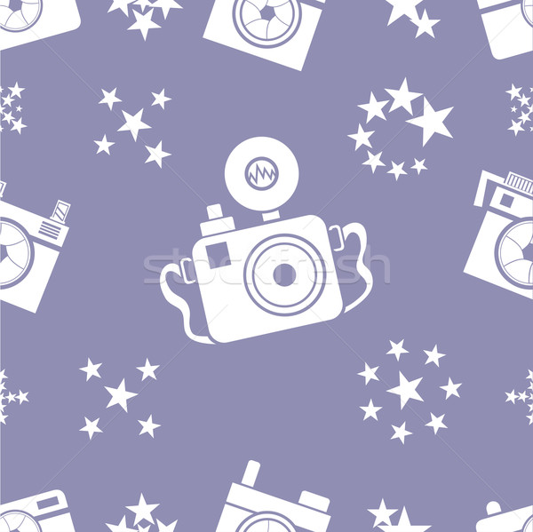 camera icon. Stock photo © frescomovie